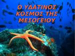 Ο υδάτινος κόσμος της Μεσογείου Β΄τετρ. Α΄τάξη.pdf