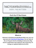 Park City UT Real Estate For Sale ( 435-225-2998 )