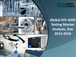 Global HIV-AIDS Testing Market 2014-2018