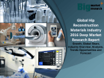 Global Hip Reconstruction Materials Industry 2016 Deep Market Research Report