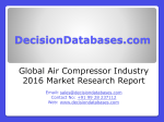 Air Compressor Market International Analysis and Forecasts 2020