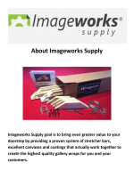 Imageworks Supply Canvas Frame Kit in Hopewell Junction NY