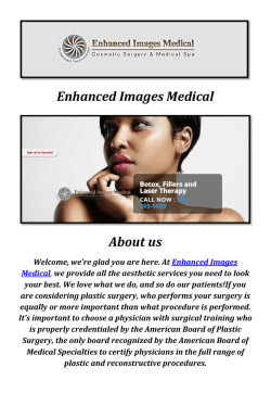 Enhanced Images Medical: Facelift Charlotte NC