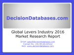 Levers Market Analysis 2016 Development Trends
