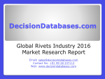 Rivets Industry 2016 : Global Market Outlook