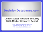 International Rollators Industry: Market research, Company Assessment and Industry Analysis 2016