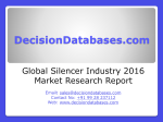 Silencer Market International Analysis and Forecasts 2020