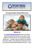 Young Family Dental Riverton: Dentist Riverton, Utah