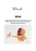 Wink : Organic Spray Tan Royal Oak