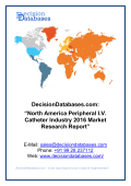 International Peripheral I.V. Catheter Industry: Market research, Company Assessment and Industry Analysis 2016