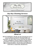 Key Key Commercial Cleaning Services in Palm Beach, Florida