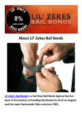 Lil' Zekes Bail Bonds Agents