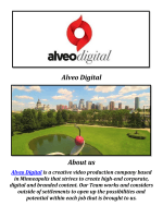 Corporate Video Production Minneapolis, MN | Alveo Digital