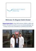 Elegant Smile Dental - Cosmetic Dentistry in West Los Angeles, CA