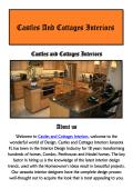 Interior Designers Sarasota: Castles and Cottages Interiors