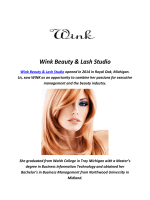 Wink Beauty & Lash Studio : Royal Oak Salons (248-496-1635)