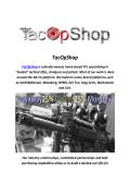 Bushmaster AR15 For Sale : TacOpShop