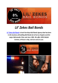 Lil' Zekes Bail Bonds In Van Nuys, CA