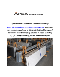 Apex Kitchen Laminated Flooring In Fresno, CA