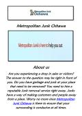 Metropolitan Junk Removal in Oshawa