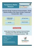 Industrial Sludge Treatment Chemicals Market