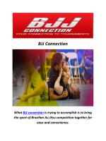 BJJ Connection : Brazilian Jiu-Jitsu Tournaments 2016