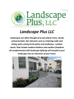 Landscape Design Bucks County