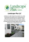 Landscape Plus LLC Design In Bucks County