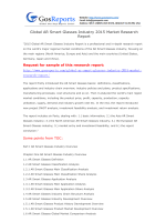 Global AR Smart Glasses Industry 2015 Market Research Report