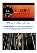 Lil' Zekes : Marijuana Bail Bonds in Van Nuys, CA