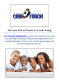 Cool Touch Air Conditioning Repair in Surprise, AZ