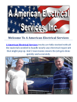 A American Electrical Services | Tucson AZ Electricians