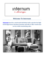 Internum Luxury Furniture in Houston, TX