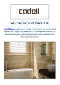 Cadell Faucet LLC | Bathroom Vanity in Fresno, CA