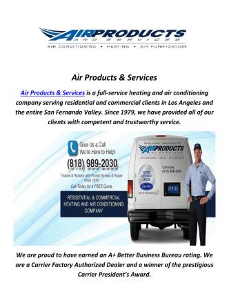 Air Conditioning Repair In Tarzana, CA