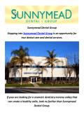 Sunnymead Dental Group : Pediatric Dentist In Moreno Valley