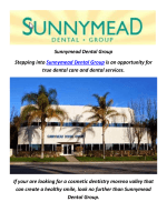 Sunnymead Dental Group : Pediatric Dentist In Moreno Valley