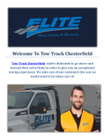 Truck Towing Company In Chesterfield, MI