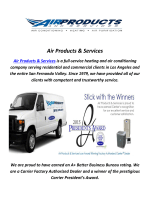 Air Conditioning Repair In Canoga Park, CA