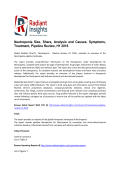 Neutropenia Pipeline Review, H1  Market  – Opportunity and Forecast 2016
