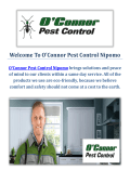 O'Connor Pest Control Company in Nipomo, CA