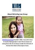 McFarling Law Group : Family Law Attorney in Las Vegas