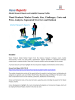 Wood Products Market - Overview and Forecast By Hexa Reports