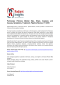 Pulmonary Fibrosis Pipeline Review, H1 Market  Analysis and Forecast 2016