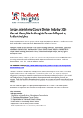 Europe Arteriotomy Closure Devices Market Analysis, Market Size, Market Insights: Radiant Insights, Inc