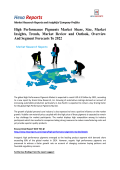 High Performance Pigments Market Share, Size And Overview To 2022: Hexa Reports