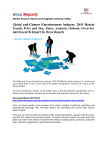 Global and Chinese Fluorelastomer Market Share | 2015 Industry Research Report By Hexa Reports