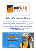 Roof Giant | Roofers in Warren, MI