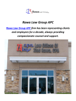 Rawa Law Group APC : Workers Compensation Lawyer In Riverside