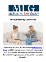 McFarling Law Group - Divorce Attorney Las Vegas